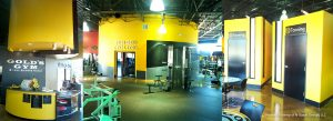 Gold's Gym. Conroe, Texas. MEP Engineering