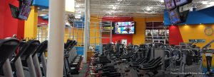 Fitness Connection. Austin, Texas. MEP Engineering
