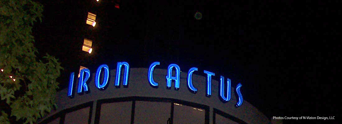 Iron Cactus. Dallas, Texas. Structural & MEP Engineering