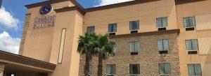 Comfort Inn, Buda, Texas. Inspections