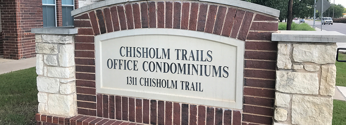 Chisholm Trails Office Condominiums. Round Rock, Texas. MEP Engineering