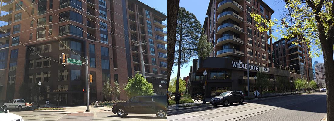 Gables McKinney Ave. Apartments. Dallas Texas, Energy Inspections