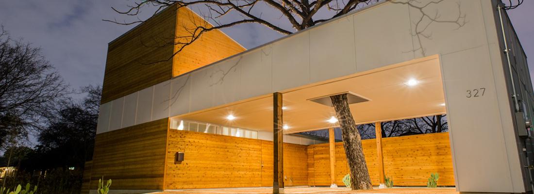 Residence. Austin Texas, Energy Inspections