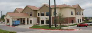 Double Creek Assisted Living. Round Rock, Texas. Structural Engineering