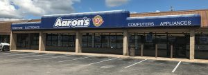 Aaron's Rents. Kansas City, Kansas. MEP Engineering