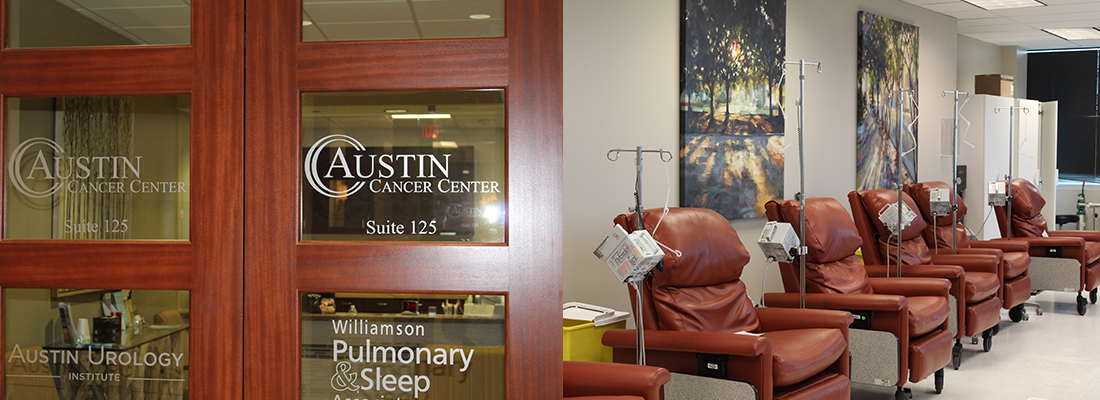 Austin Cancer Center. Austin, Texas. MEP Engineering Design