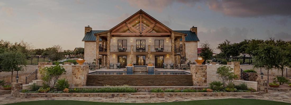 Sonora Trophy Hunts Lodge. Sonora, Texas. MEP Engineering