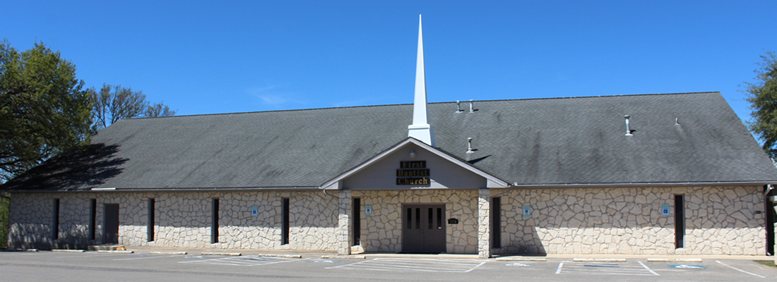First Baptist Church. Buda, Texas. Plan Review & Inspections