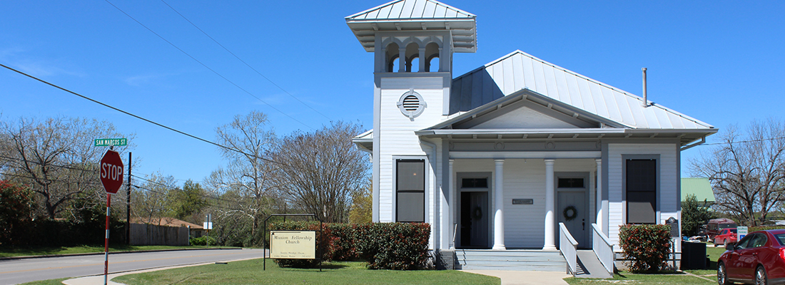 Mission Fellowship Church. Buda, Texas. Plan Review & Inspections